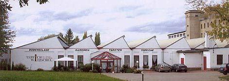 Standort Sächsische Teppichmanufaktur