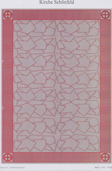 teppiche f r kirchen von der firma stm s chsische teppichmanufaktur gmbh aus frankenberg in sachsen. Black Bedroom Furniture Sets. Home Design Ideas