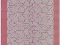 1. Entwurf des Teppichs