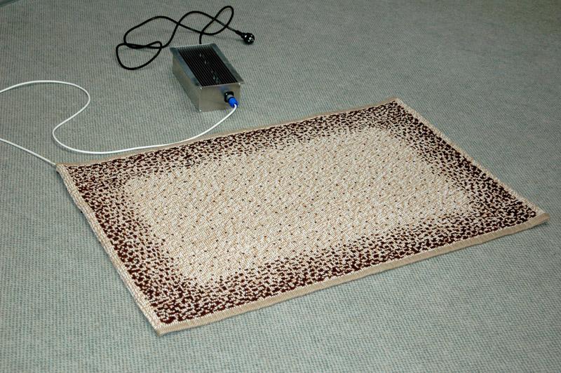 der heizteppich der firma stm s chsische teppichmanufaktur gmbh aus frankenberg in sachsen. Black Bedroom Furniture Sets. Home Design Ideas